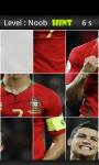 Cristiano Ronaldo Jigsaw Puzzle 1 screenshot 2/4