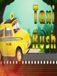 Taxi Rush Game Free screenshot 1/4