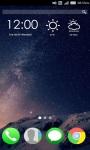 IOS - CM laucher theme screenshot 1/3