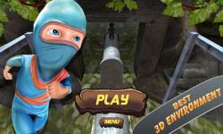 Amazing Ninja Run Free screenshot 1/5