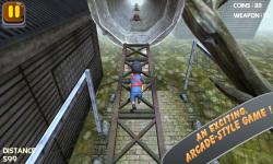 Amazing Ninja Run Free screenshot 3/5