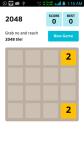 2048 Arcade screenshot 1/1