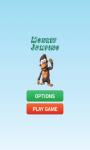 Monkey jumping screenshot 1/4