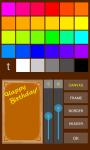 Greeting Card Designer screenshot 3/6