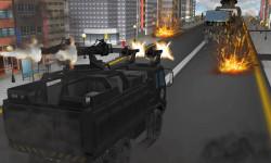 war destruction Highway racer screenshot 1/3