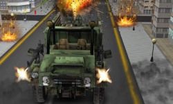 war destruction Highway racer screenshot 2/3
