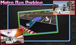 Metro Bus Parking Sim 2016 screenshot 4/5