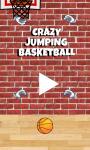 Crazy Jumping Basketball screenshot 1/4