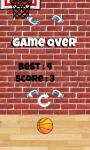 Crazy Jumping Basketball screenshot 3/4