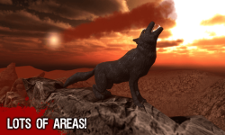 Real Dire Wolf Life 3D screenshot 5/5
