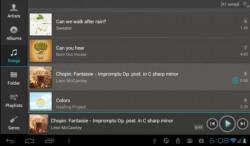 jetAudio Music Player EQ Plus all screenshot 2/6
