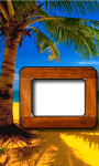 Beach photo frame screenshot 2/4