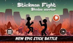 Stickman Fight : Shadow Warrior screenshot 1/5