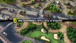 Reckless Racing 3 overall screenshot 3/5