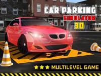 3d Car Parking Simulator screenshot 1/5