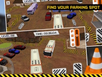 3d Car Parking Simulator screenshot 4/5