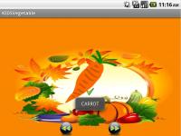 KIDS Vegetable screenshot 2/4