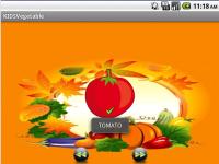 KIDS Vegetable screenshot 4/4