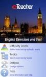 eTeacher - Learn English screenshot 1/6