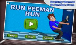 Run Peeman Run screenshot 1/6
