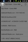 RNB Music Radio Rhythm And Blues screenshot 3/4