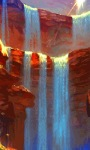 Fantasy Waterfall Live Wallpaper screenshot 1/3