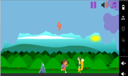 Dora Hop Games screenshot 1/3