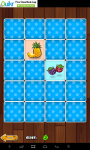 Kids memory fruit-spanish screenshot 5/6