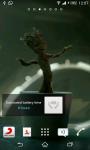 Guardians Of The Galaxy LWP - Dancing GROOT screenshot 1/4