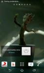 Guardians Of The Galaxy LWP - Dancing GROOT screenshot 2/4