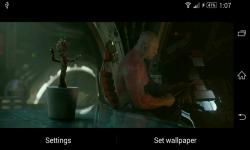 Guardians Of The Galaxy LWP - Dancing GROOT screenshot 3/4