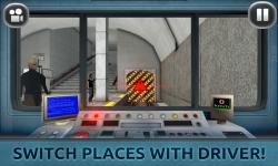 Subway Sim 3D screenshot 1/3