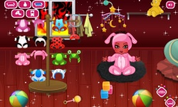 Baby Monster Bathing screenshot 1/3
