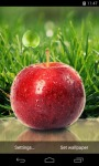 Fruits Live Wallpaper 3D Parallax screenshot 1/4