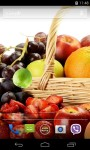 Fruits Live Wallpaper 3D Parallax screenshot 3/4