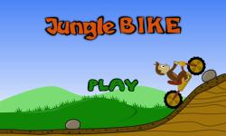Jungle Bike screenshot 1/6