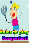 Rules to play Racquetball screenshot 1/4