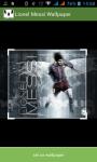 Lionel Messi Cool Wallpaper screenshot 3/3