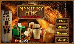Free Hidden Object Games - Mystery Mine screenshot 1/4