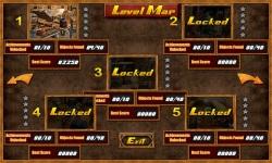 Free Hidden Object Games - Mystery Mine screenshot 2/4
