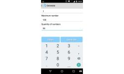 Random Number Generator App screenshot 3/6