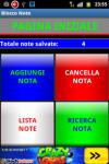 Blocco Note swift screenshot 2/4