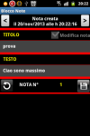 Blocco Note swift screenshot 3/4