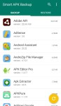 Smart APK Backup  screenshot 1/4