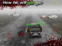 Zombie Highway original screenshot 3/6