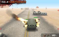Zombie Highway original screenshot 6/6