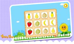 Fruity Matching by BabyBus screenshot 2/5