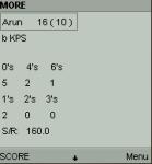 Cricket Scorer screenshot 5/6