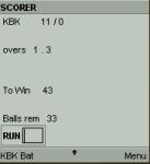 Cricket Scorer screenshot 6/6