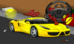 Destroy A Car: Ferrari screenshot 1/3